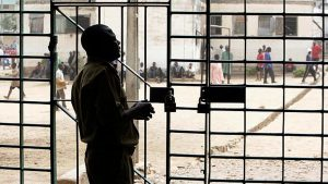 Lagos prison PROVOST arrested for drugs