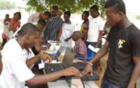 Image result for continuous voters registration in abuja
