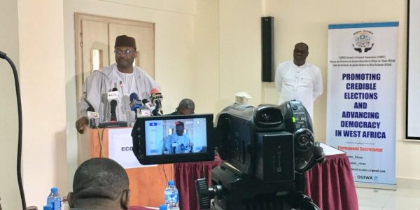 Primaries: No going back on APC Zamfara decision, INEC chairman insists