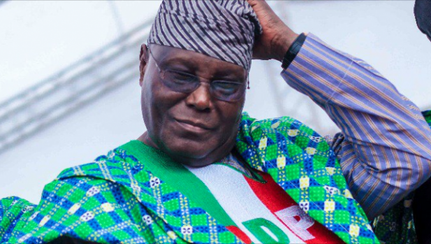 Image result for PDP in 'serious difficulties' to fund Atiku campaign, APC alleges