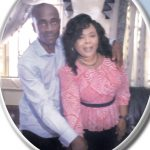 Diamond Couple: Mr and Mrs Ariwodo