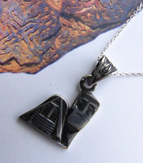 Necklace Artsakh Tatik Papik