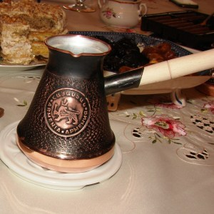 Armenian Handmade Coffee Pot Copper Arabic Coffee Maker Jezve Cezve Ibrik Turka