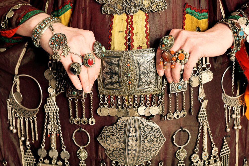 Armenian handmade jewelry, Pomegranate Jewelry
