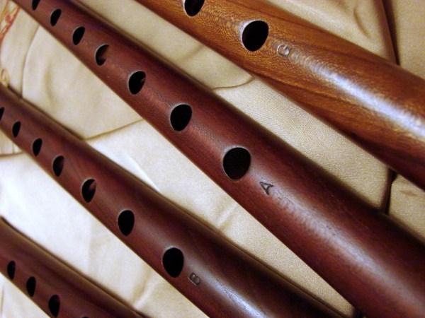 Armenian Musical Instrument Duduk