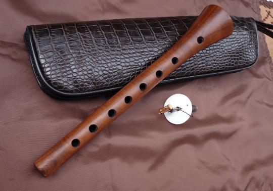 Armenian Professional Zurna Apricot Wood in Hard Case