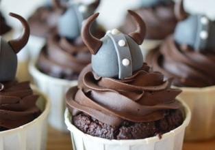cupcakes vikings