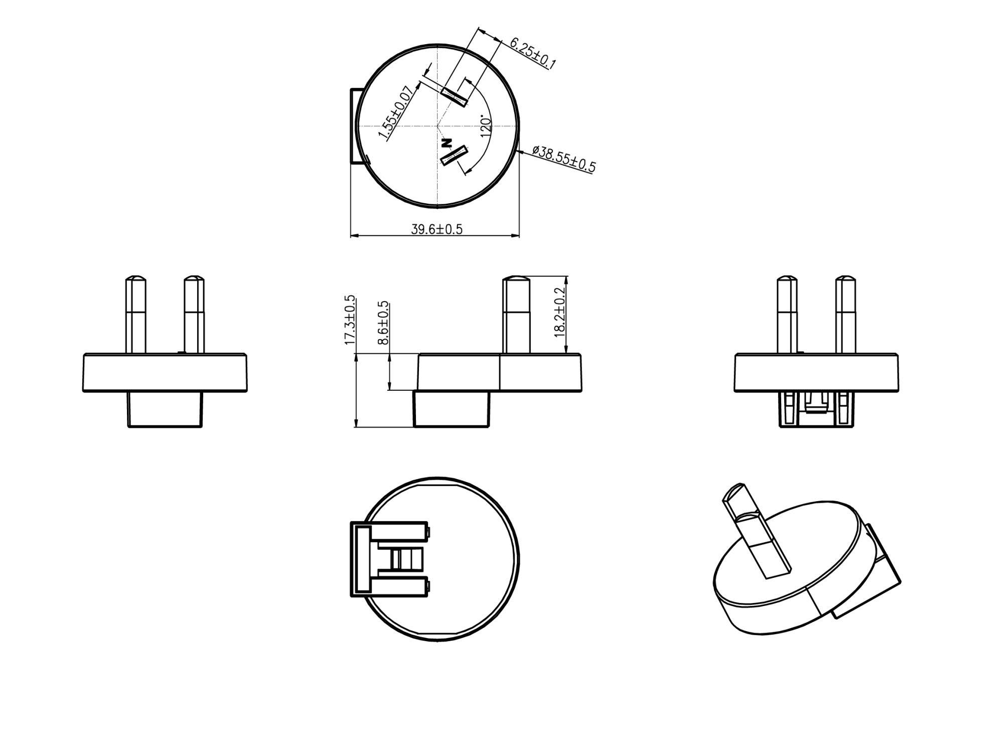 hight resolution of sys1621 w2arg changeable ac pin png