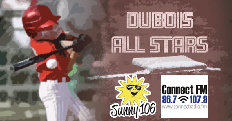 Dubois All Stars Baseball