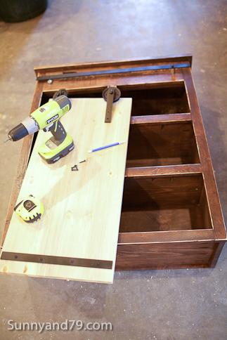 DIY Sliding Barn Door Hardware Tutorial