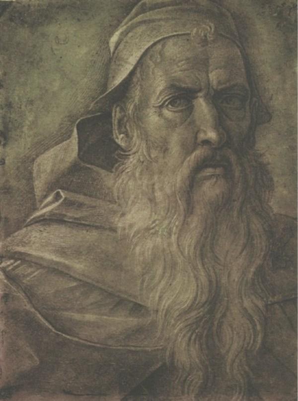 Giovanni Bellini Portrait