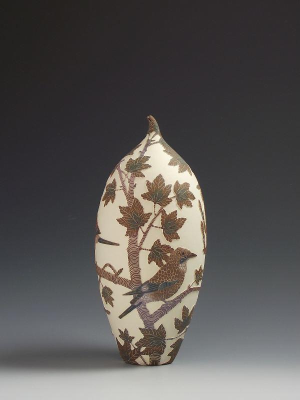 Tiffany Scull Sunny Art Centre Contemporary Ceramic