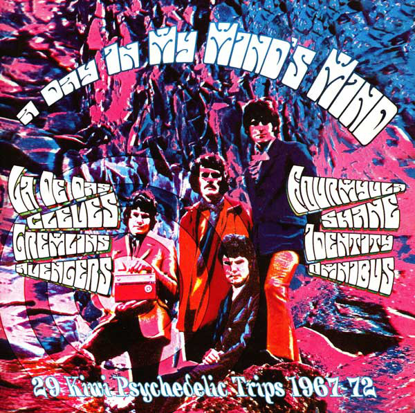 Various – A Day In My Mind's Mind : Kiwi Psychedelic Trips 1967-72 Garage Rock Pop Music Compilation Album