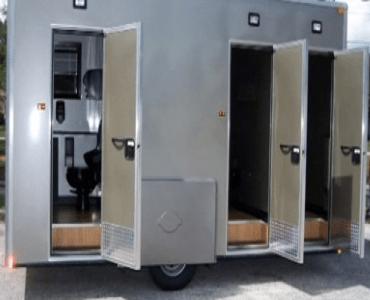 VIP Portable Restrooms Manufacturer in China - Sunnyda