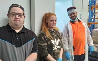 Makeover at Mt Druitt Employment Services
