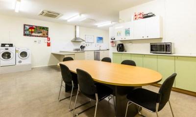 St Marys Community Services Hub Dining Area