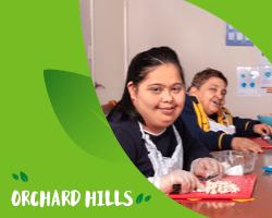 Orchard Hills Hub