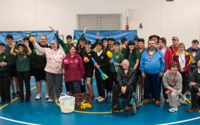 Tamworth Indoor Sports Day Tamworth 2015