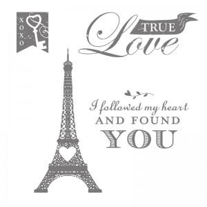 Follow My Heart Stamp Set