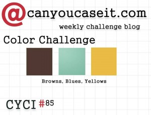 Can You Case It? Color Challenge #85
