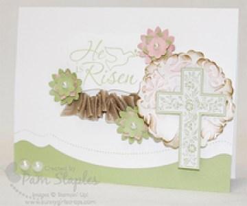 Easter Dove Stamp Set