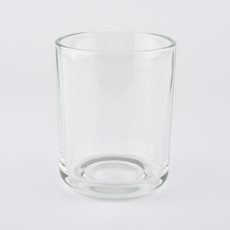 Cheap Crystal Empty Glass Candle Holder Wholesale