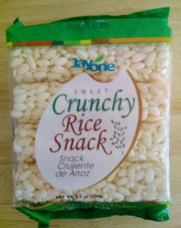 JayOne Sweet Crunchy Rice Snack