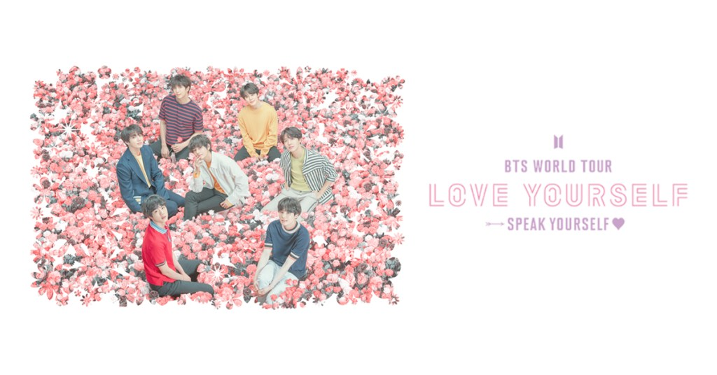 BTS Love Yourself Tour in LA
