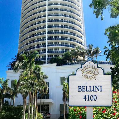 bellini aventura condominium complex