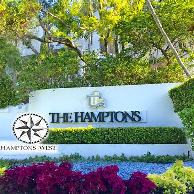 hamptons west condominium complex