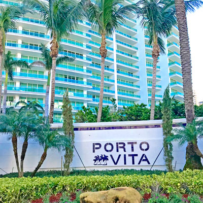porto vita south tower condominium complex