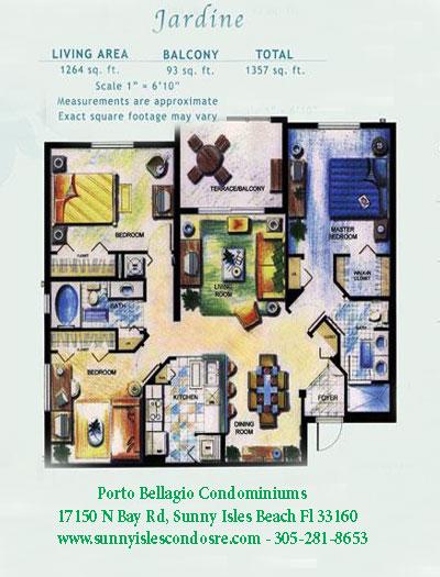 Jardine Floor Plan