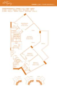 St Tropez Floor Plan C
