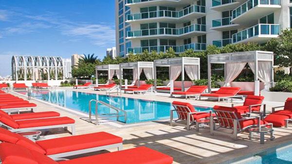 St Tropez pool