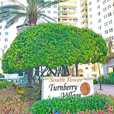 turnberry village south condominium complex