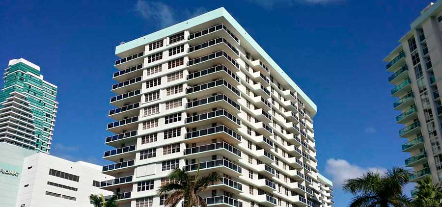 Sea Air Towers Condominiums