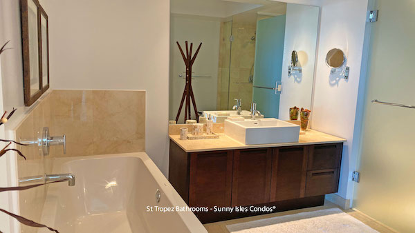 St Tropez bathrooms