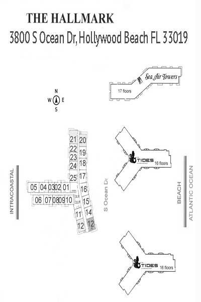 the hallmark hollywood floor plans