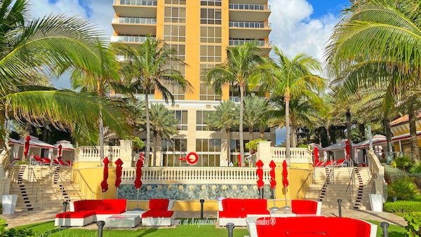The Mansions at Acqualina condominium complex