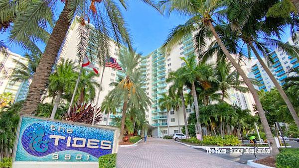 tides condominium complex