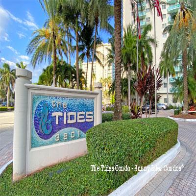 The Tides Condominium Complex