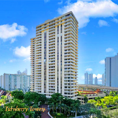 turnberry towers condo complex