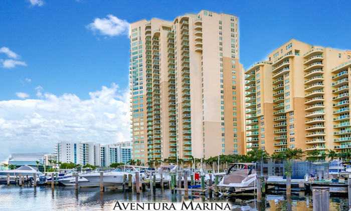 aventura marina one apartment building
