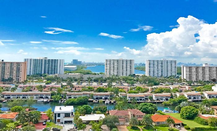 coastal towers condominium complex