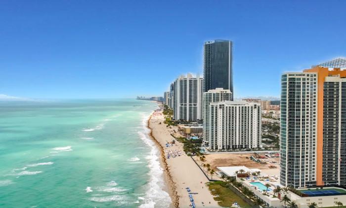 ocean three condominium complex