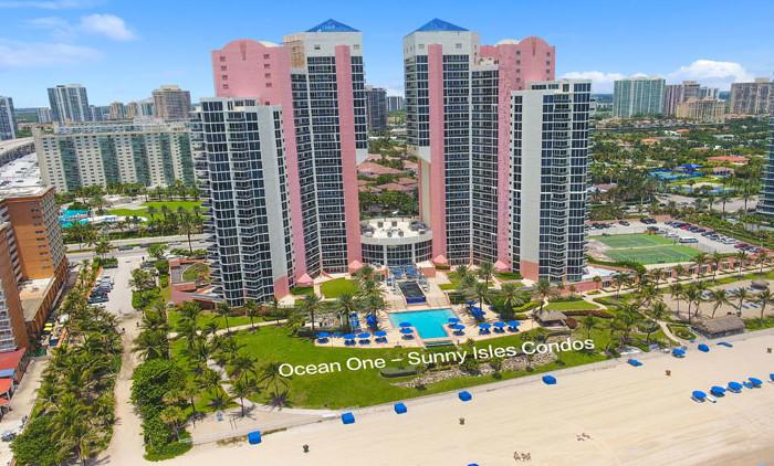 ocean one condominium complex