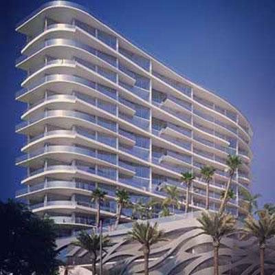Aurora condominium complex