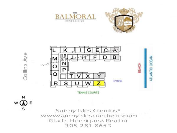balmoral apartment building floor plans