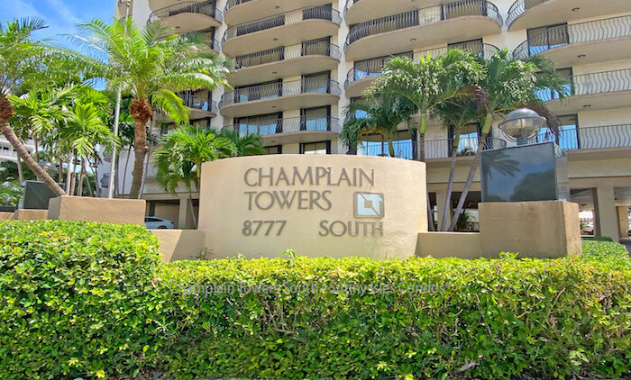 champlain towers south condo