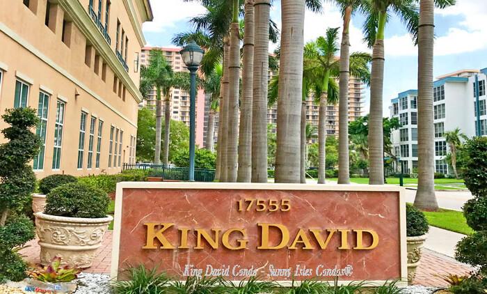king David condominium